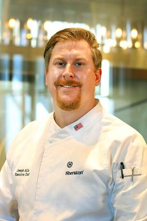 EST. Prime Steakhouse Chef Joseph Mills